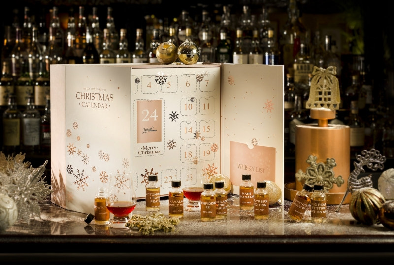 一日一瓶倒數迎佳節!24款威士忌陪你過真正醉人聖誕
