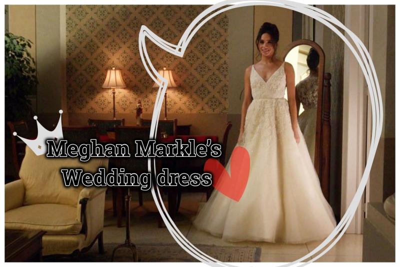 誰會比哈里王子更早看見梅根的世紀婚紗?原來是……