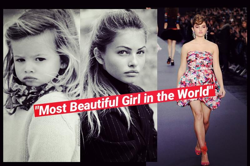 「最漂亮的女孩」長大了 Thylane Blondeau時裝週上顯功架