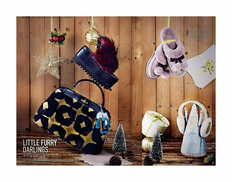 聖誕必備  10件潮流配飾超有節日氣氛