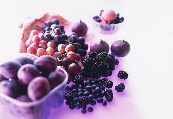 愈食愈靚!4大紫色食物減肥又抗氧