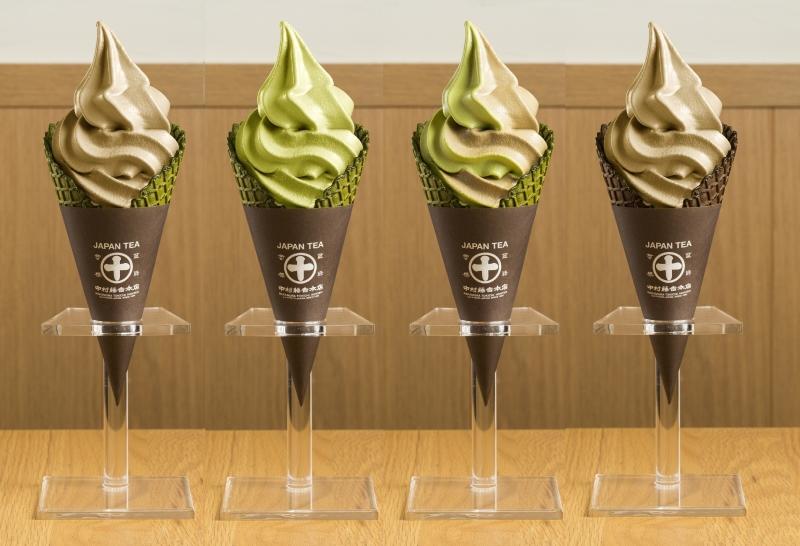 不愛甜女生注意!2大日本抹茶旗艦店抵港鹹甜點俱備