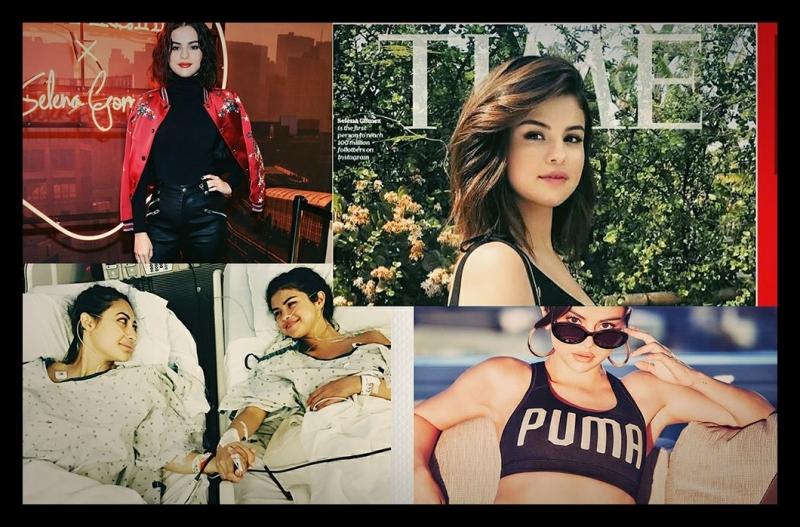 登上《時代雜誌》封面 人氣偶像Selena Gomez無懼病痛誓要改變世界