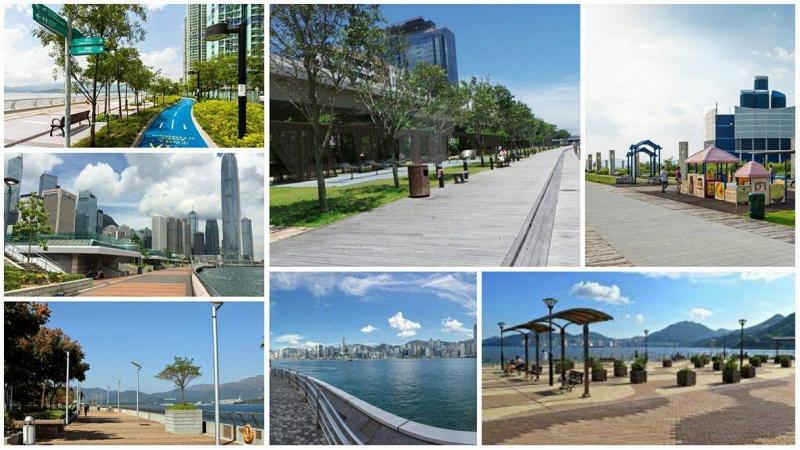 香港跑步熱點   6大海濱長廊推介