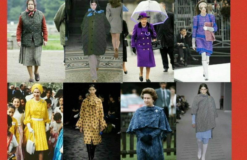皇室潮流平民化 跟女王這樣穿就對了