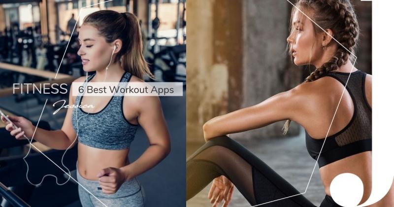 唔洗專登去Gym Room !必備6個熱門健身App