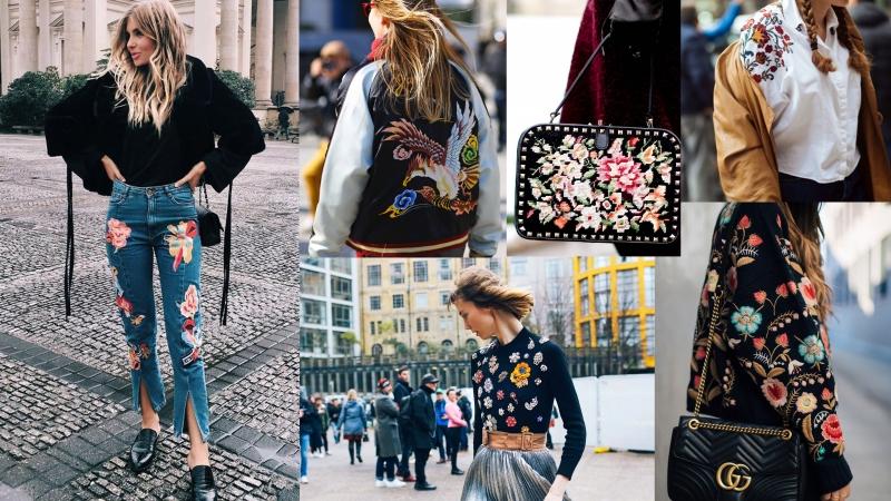 6個你要知的流行刺繡