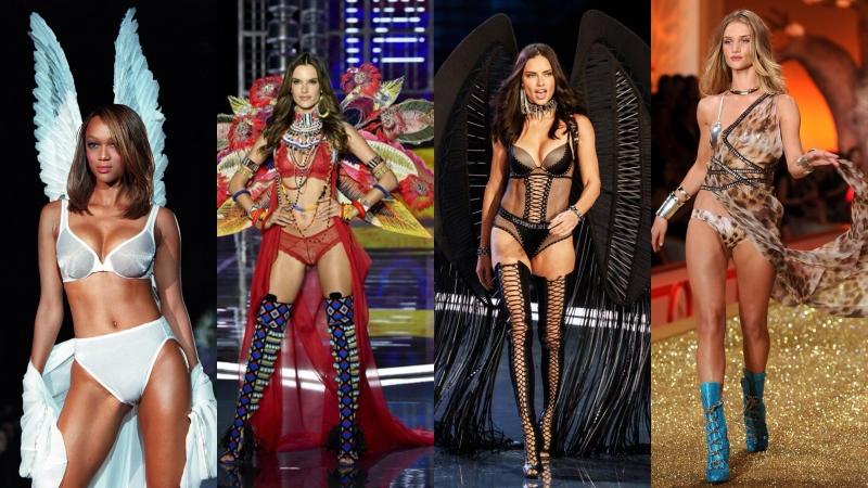 4位身材fit爆的Victoria's Secret天使,你最鍾意邊位?