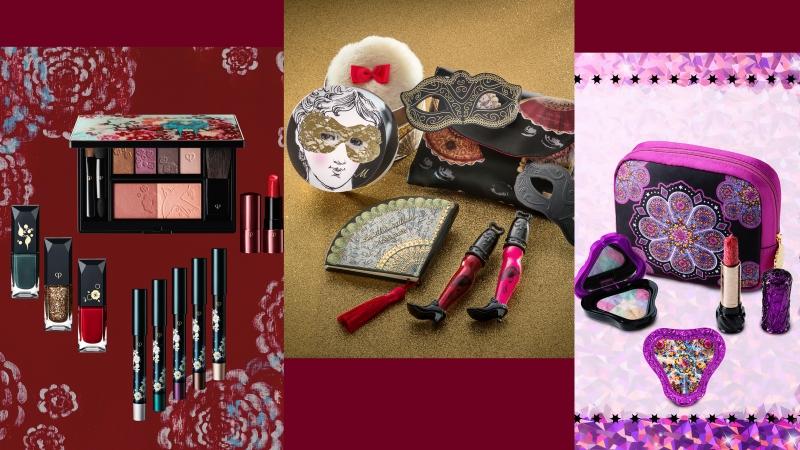 聖誕華麗對決!限量彩妝你buy歐日系定中國風?