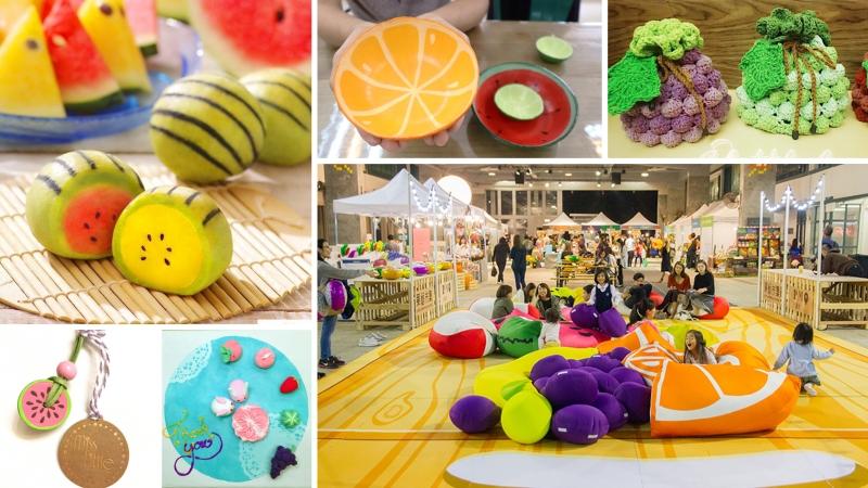 週末必去果藝市集!食買玩初秋當造水果