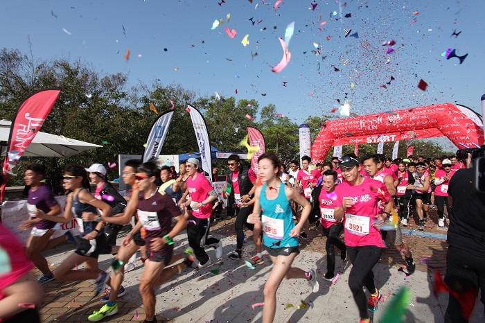 「旭茉JESSICA Run」踏入十二周年!名人藝人一同Run for Love,踏上慈善跑道 延續愛心施予!