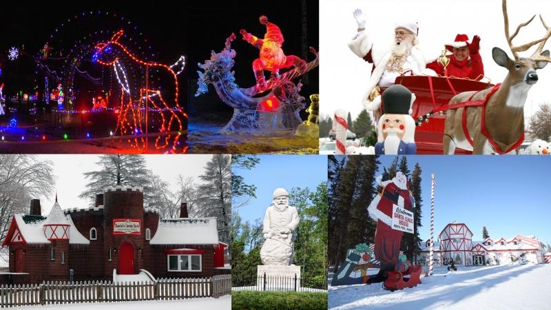 聖誕老人村原來是這樣的……