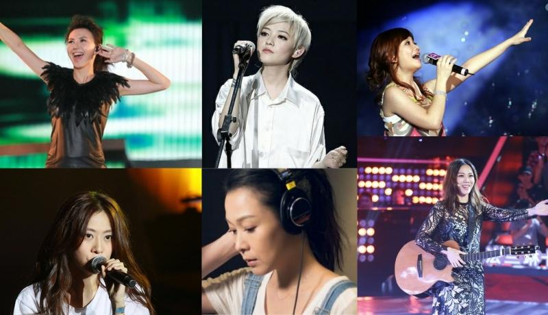 聽著她們的國語歌長大 打動人心的華語女歌手