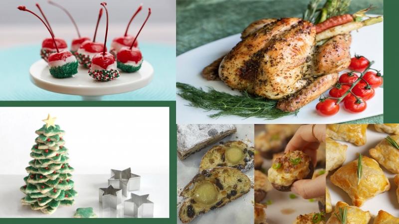 學定點煮 聖誕派對自己話事