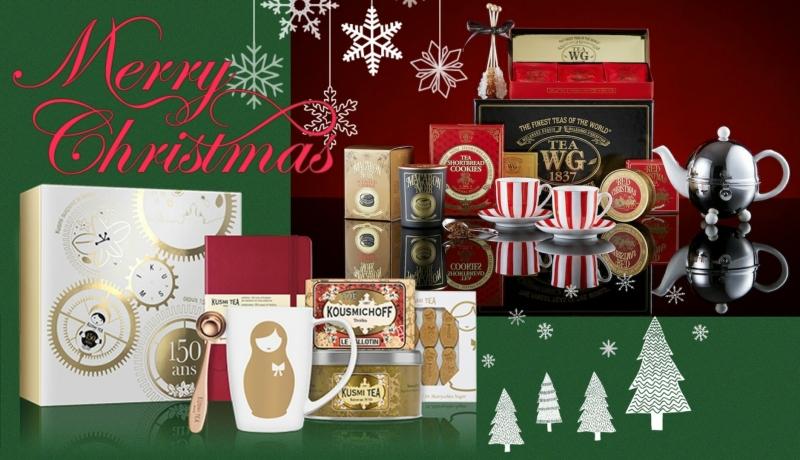 聖誕茶香 享受温暖的節日時光