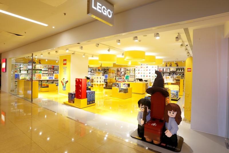 LEGO新舖 買聖誕禮物兼打卡