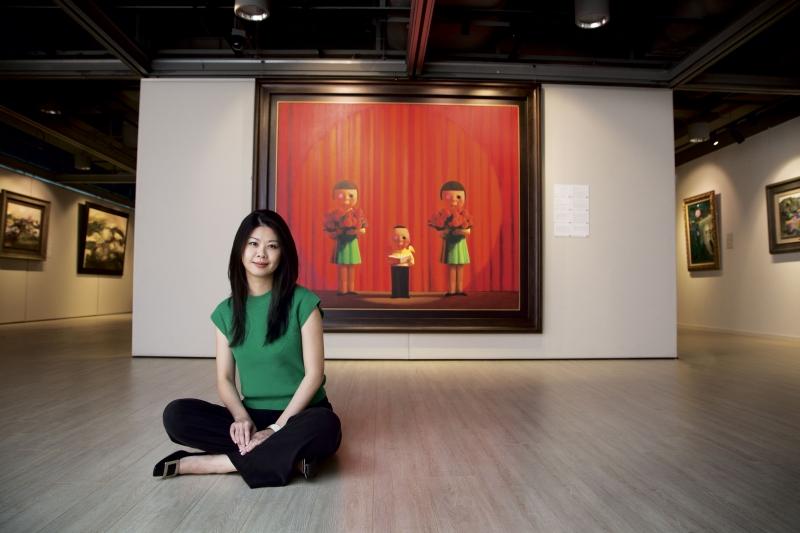 以藝術平衡藝術 余箐憫