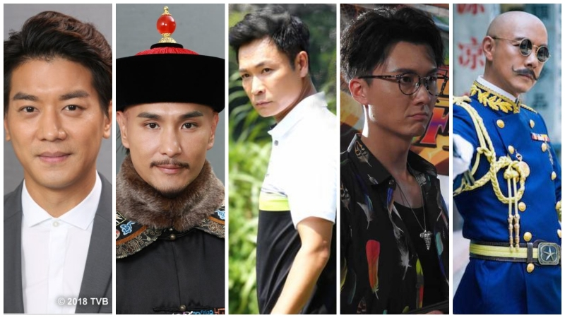 【TVB台慶】張衛健未開播先提名 5大男星 誰會是視帝?
