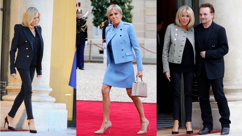 6個法則 學法國第一夫人時尚配搭