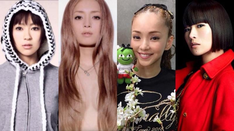 4位日本經典樂壇天后,你最like邊個?