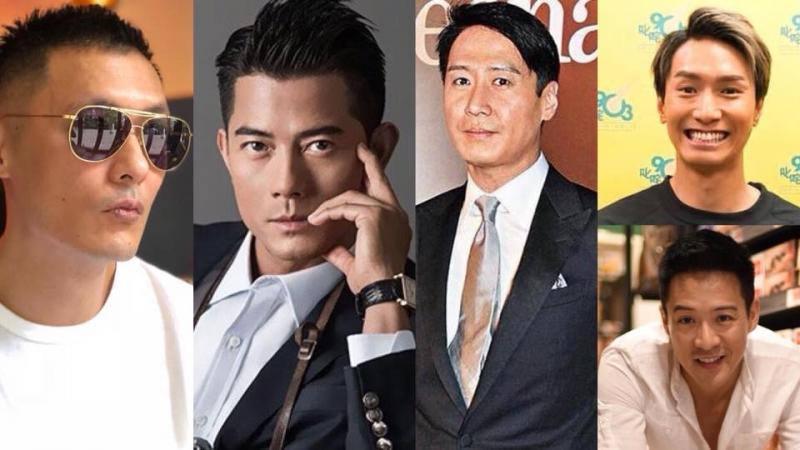 娛樂圈5位新手有型星爸!你最like邊個?