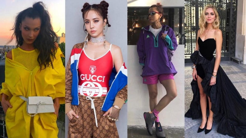 輕熟女穿著百科!跟時尚女星打造4個潮流造型