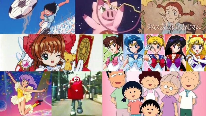 喚醒你的童年!10首你一定聽過的經典卡通片主題曲