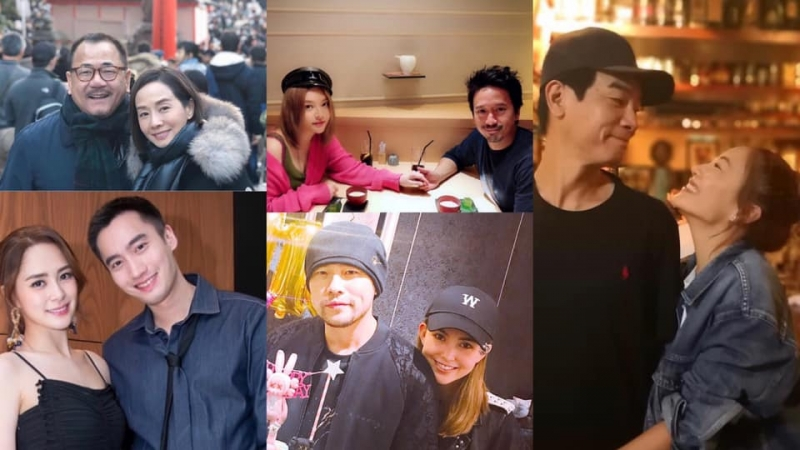 10對sweet爆娛樂圈中couples!你最like邊對?