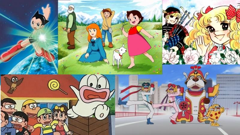 你還記得這些經典卡通片嗎?(上)