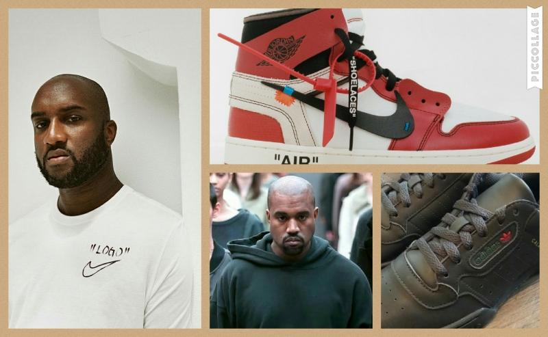 潮人聯乘波鞋又一波  Virgil Abloh同Kanye West你buy邊個?