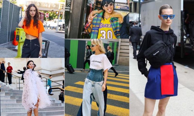 Fashion week場外一樣精彩!6個你必定要知的時尚趨勢