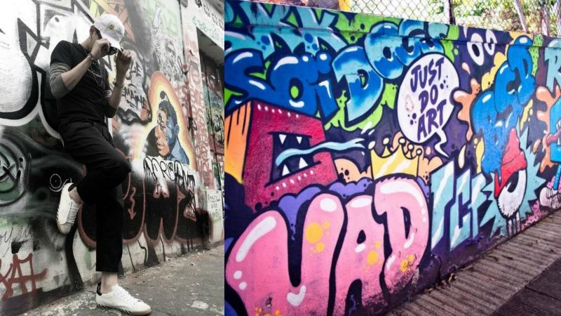 香港街拍熱潮!韓式hiphop風私影地點攻略