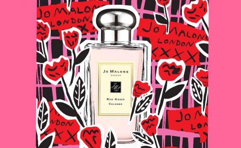 一支香水搞掂情人節