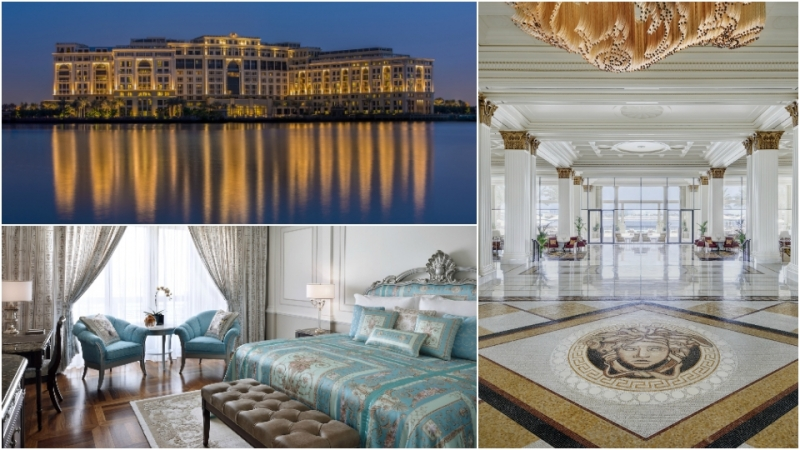 極致華麗!窺探亞洲最美時裝酒店