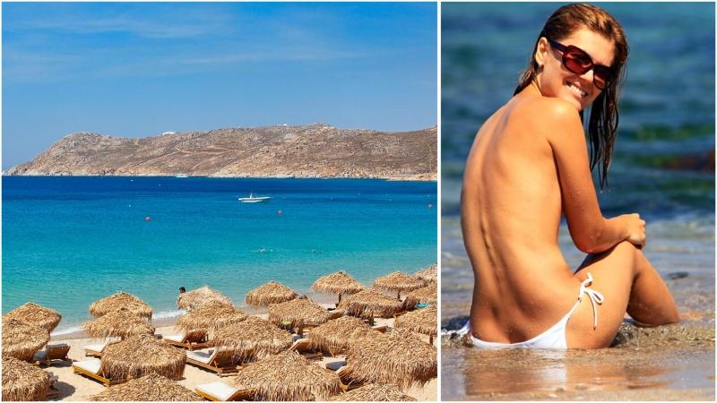 全球3大最受歡迎裸泳沙灘