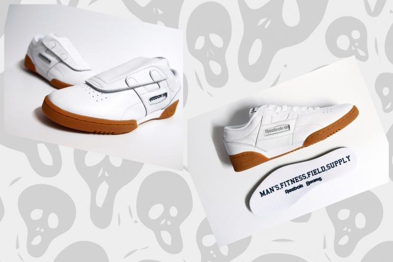 一鞋兩著!創作自己專屬的Reebok x Beams聯乘鞋款