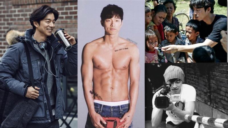 《鬼怪》孔劉當上人氣男神的5大魅力