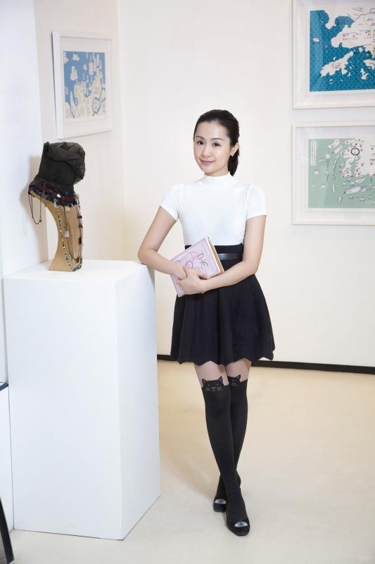 When Art Meets Fashion……