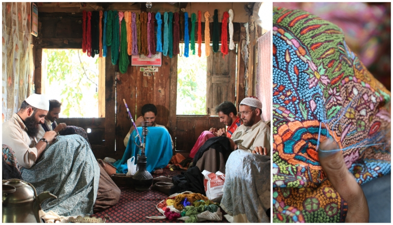 用3年手織一條披肩!深入印度找尋傳統工藝