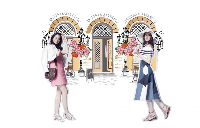 巴黎女人的穿衣哲學 Be like a Parisian