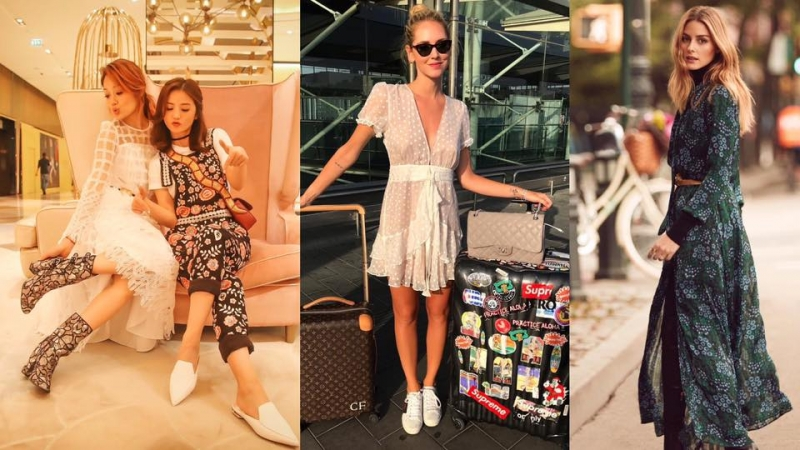 明星去旅行著乜?6位女星最愛的度假打扮