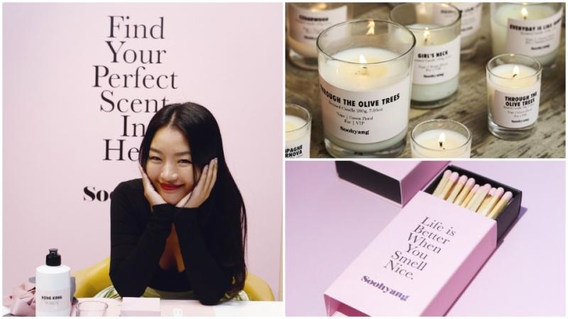 靠想像調出粉紅香氣!韓國女生聞香記