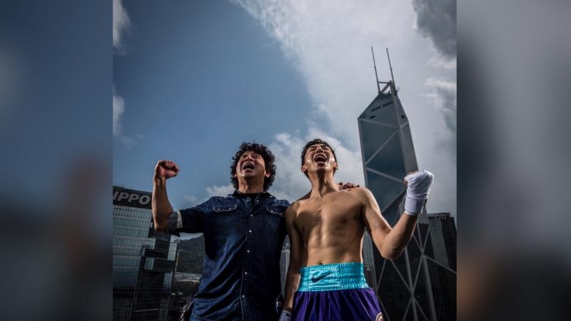柴灣創作人大召集 (4) ─ 熱愛運動攝影
