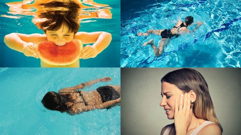 4個你要知的游泳小知識